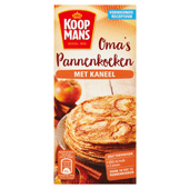 Koopmans Mix voor oma s pannenkoek kaneel