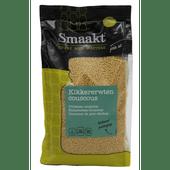 Smaakt Kikkererwten couscous