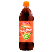 Slimpie Limonadesiroop ice tea peach 0%