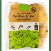 Passie Biologische aardappelen vastkokend