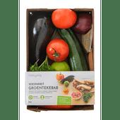 Fresh & easy Verspakket groentekebab