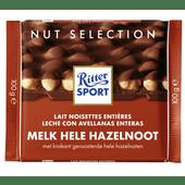 Ritter Sport Melk hazelnoot