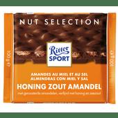 Ritter Sport Honing zeezout amandel