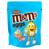 M&M's Spreckled eggs