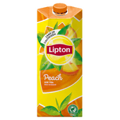Lipton Peach pak