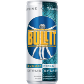 Bullit Energydrink citrus splash sugar free
