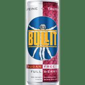 Bullit Energydrink full berry sugar free