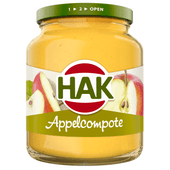 Hak Appelcompote