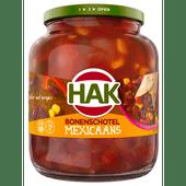 Hak Bonenschotel mexicaans
