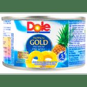 Dole Ananasschijven op sap tropical gold