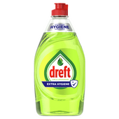 Dreft Afwasmiddel extra hygiene limoen