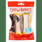 Mr. Goodlad Hondensnacks chewbones with beef 2 stuks