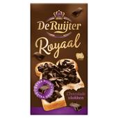 De Ruijter Chocoladevlokken royal puur