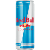 Red Bull Energydrink Sugar Free