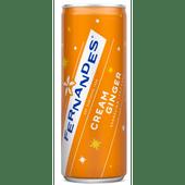 Fernandes Cream ginger