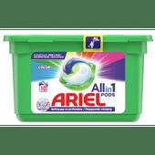 Ariel Vloeibaar wasmiddel 3-in-1 pods color