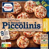 Wagner Piccolinis mozzarella tomaat 9 stuks