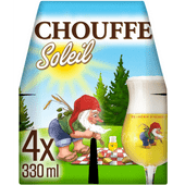 La Chouffe Blond Soleil