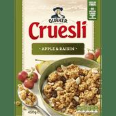 Quaker Cruesli appel-rozijn