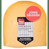 Kaas stuk jong belegen 48+
