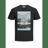 Heren T-shirt met print