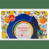 1 de Beste Vruchtenthee tropisch fruit mix 20 zk.