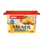 Milner Smeerkaas sambal 20+