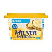 Milner Smeerkaas naturel 20+
