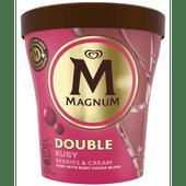 Ola Magnum double ruby pint
