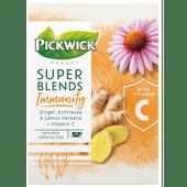 Pickwick Herbal super blends immunity kop 15 zakjes