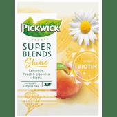 Pickwick Super blends shine kop 15 zakjes