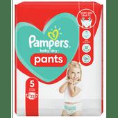 Pampers Baby dry pants junior midpack maat 5