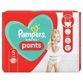 Pampers Baby dry pants junior valuepack maat 5