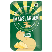 Maaslander Kaas jong 50+ plakken