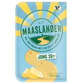 Maaslander Kaas jong 30+ plakken