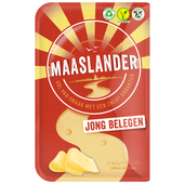 Maaslander Kaas jong belegen 50+ plakken