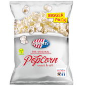 Jimmy's Original popcorn zoet & zout