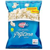 Jimmy's Original popcorn zout
