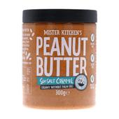 Mister Kitchen's Pindakaas zeezout-karamel