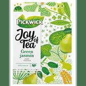 Pickwick Thee green jasmin kop 15 zakjes