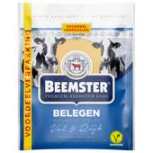 Beemster Kaas belegen 48+ plakken voordeelverpakking