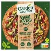 Garden Gourmet Pizza veggie lovers