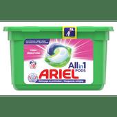 Ariel Vloeibaar wasmiddel 3-in-1 pod fresh pink