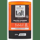 Taft Haargel maxx power