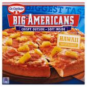Dr. Oetker Pizza Big Americans Hawaii