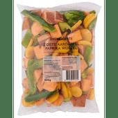 Fresh & easy Ovengroente zoete aardappel paprika wortel