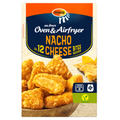 Mora Oven & airfryer nacho cheese bites
