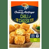Mora Oven & airfryer chili cheese bites