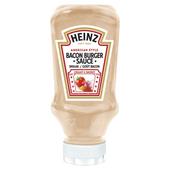 Heinz Burger sauce bacon