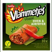 Topking Vlammetjes veggie 10 stuks